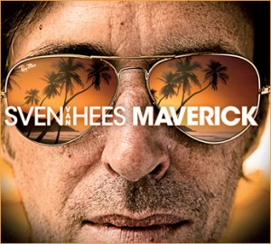"""Into the Sunshine"" is from Sven Van Hees' new album, ""Maverick"""